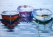 St Ives Dinghies II - Sally Pudney