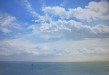 Afternoon Light, West Mersea - Sally Pudney