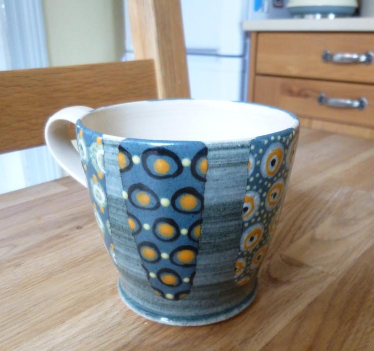 Sara Paynter's mug