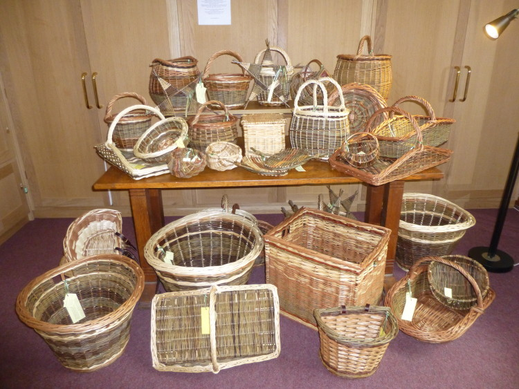Jane Jennifer's beautiful baskets