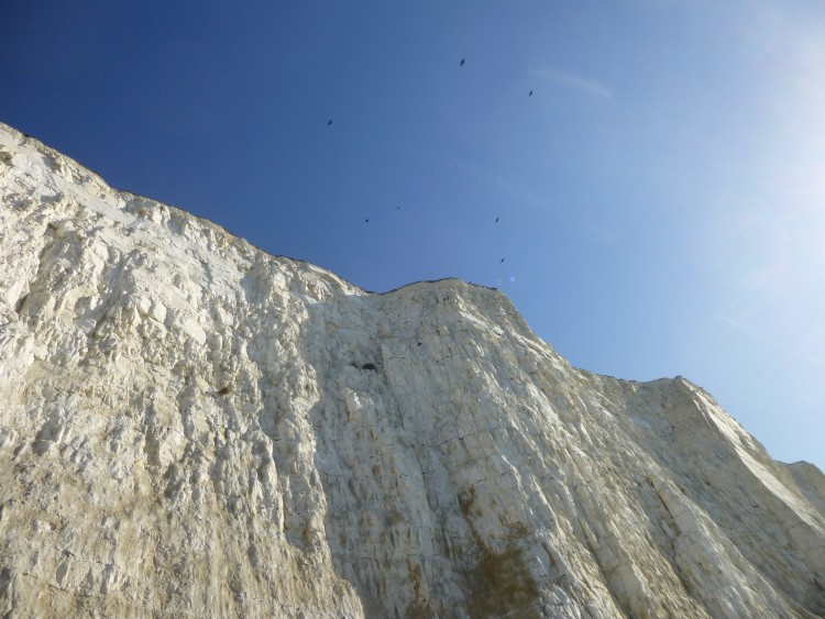 The first of the Seven Sisters - or the last, maybe?