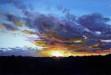 Peddars Way V: Sunset - Sally Pudney