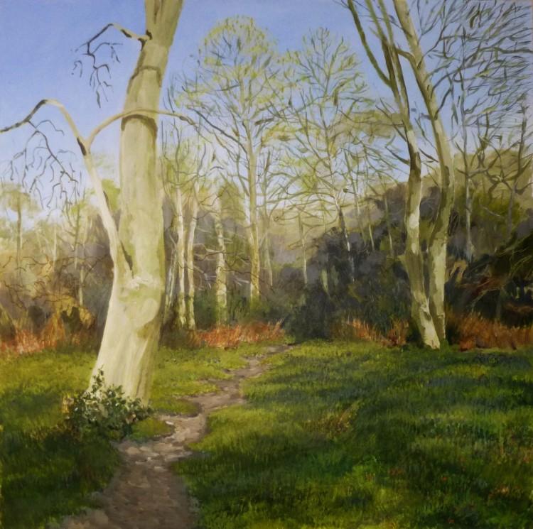 Essex Wood: February