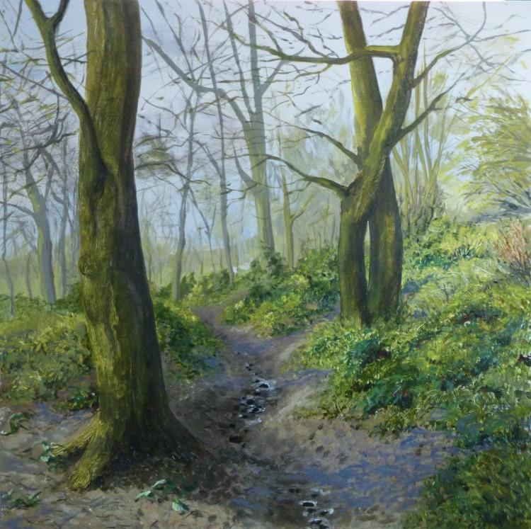 Essex Wood: January