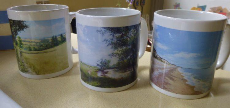 ARTSTUFF mugs