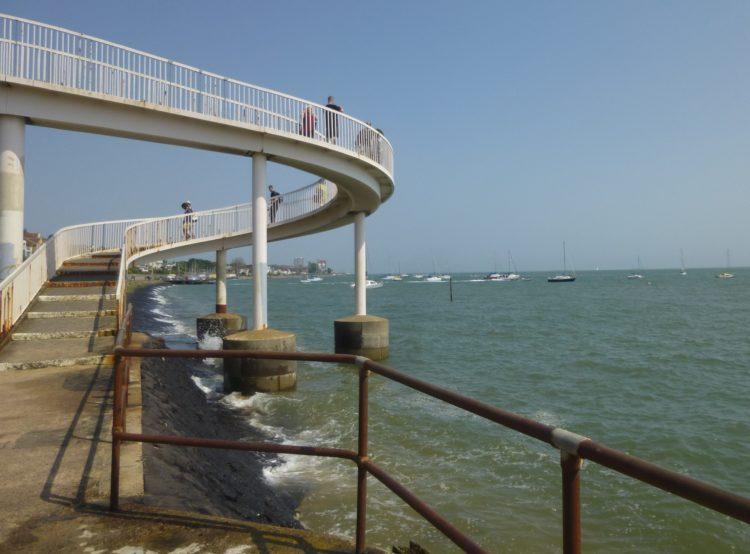 Leigh bridge
