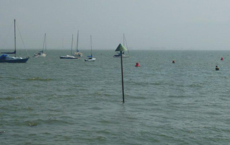 Leigh sea