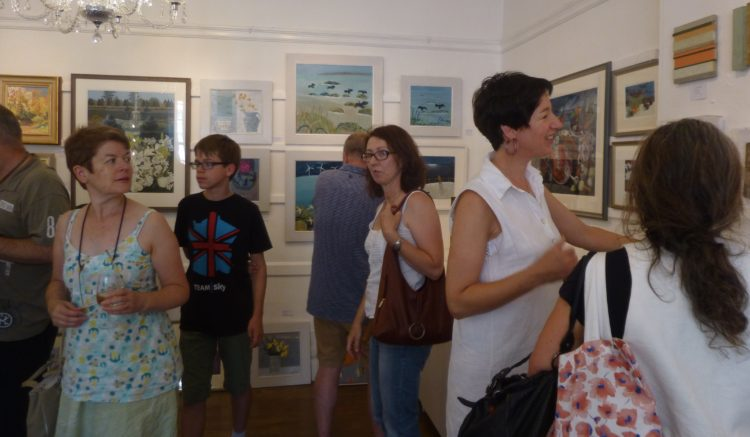 Hayletts Essex Women Artists PV 005