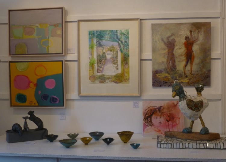 Hayletts Essex Women Artists PV 009