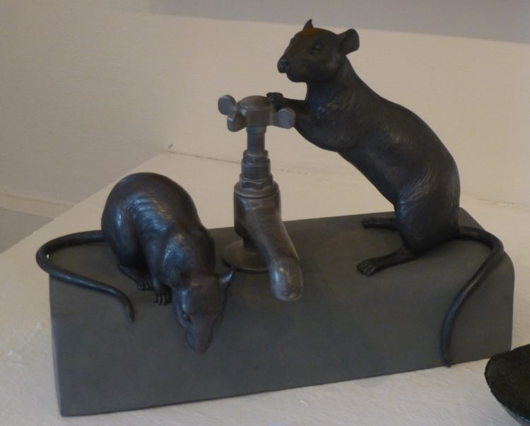 Jill Desborough's charming rats!