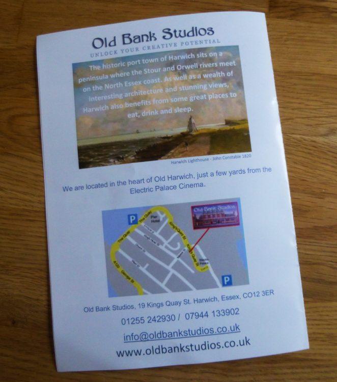 Old Bank Studios 1
