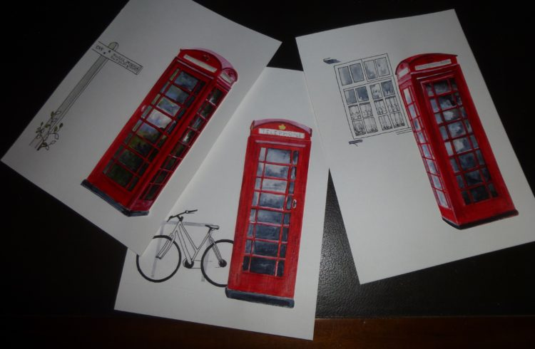 Telephone Boxes 1