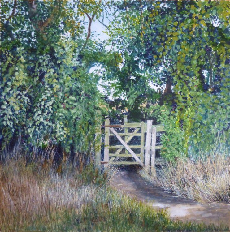 Essex Wood: August