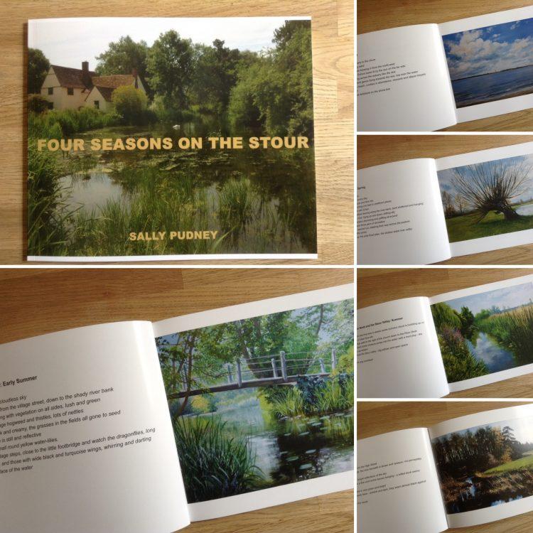 'Four Seasons on the Stour' Book