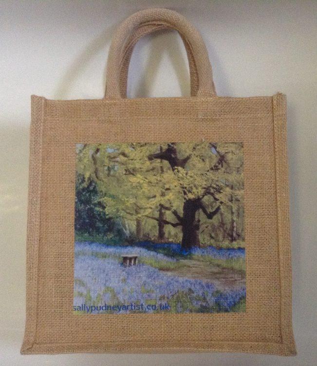 Cute Jute Bag – Essex Wood April