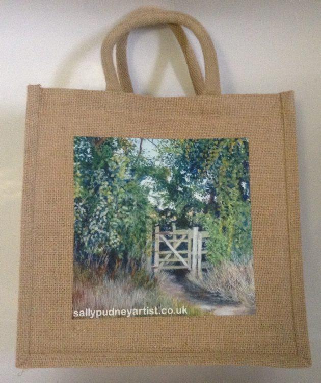 Cute Jute Bag – Essex Wood August