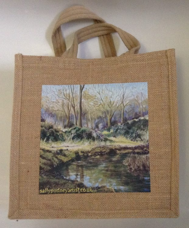 Cute Jute Bag – Essex Wood March