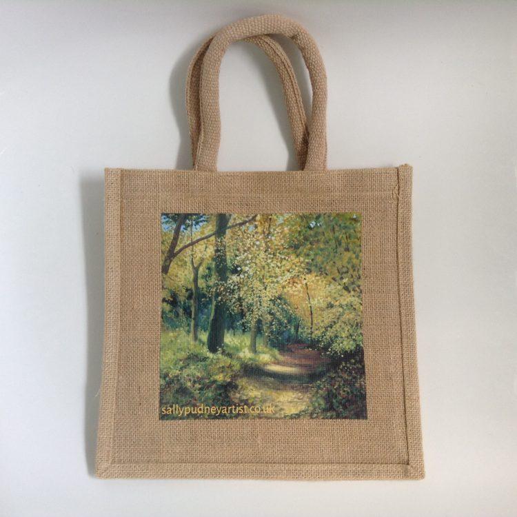 Cute Jute Bag – Essex Wood November