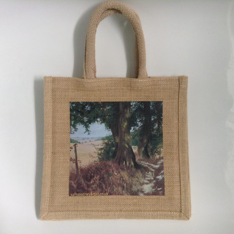 Cute Jute Bag – Essex Wood September