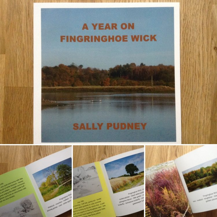 'A Year on Fingringhoe Wick' Book