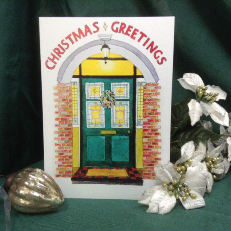 Christmas Door Card Pack