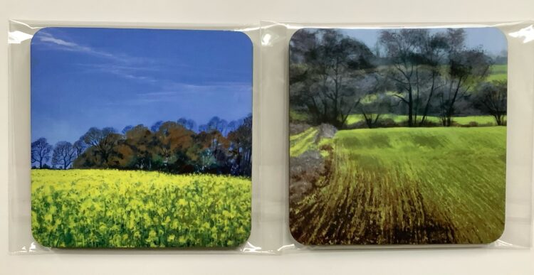 Essex Field Coasters: April and December