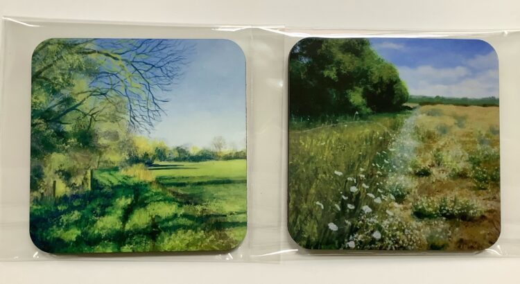 Essex Field Coasters: February and June