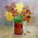 Flowers of May II - Sally Pudney