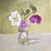 Flowers of March II - Sally Pudney