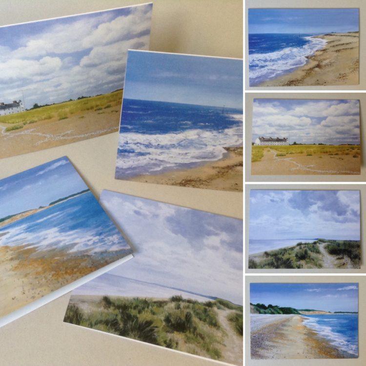 Suffolk Coast Greetings Card Pack