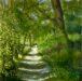Woodland Walk: Summer - Sally Pudney